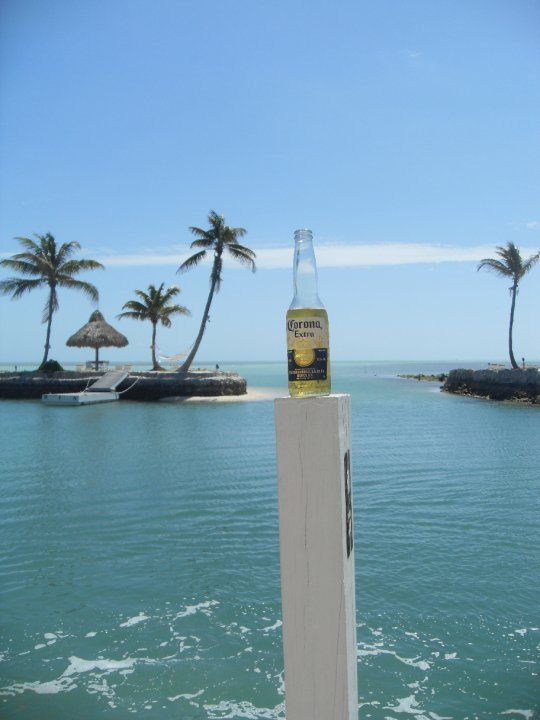 corona in the keys